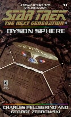 Dyson Sphere cover