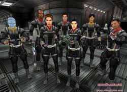 Hazard Team group photo - 2380