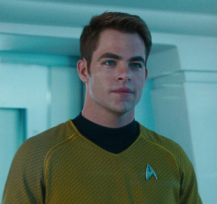 james kirk son