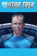 IDW Star Trek, Issue 26 photo cover