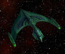 Romulan Raptor Armada