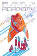 IDW Starfleet Academy, Issue 2