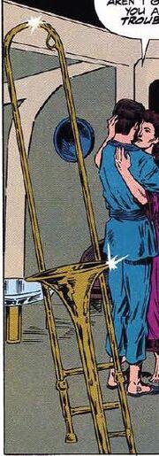 Trombone DC Comics