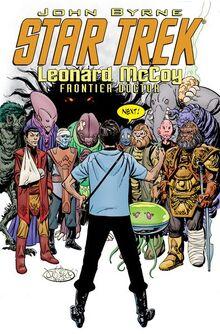 Leonard McCoy Frontier Doctor omnibus