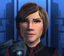 "Lt. Commander Mercedes ""Mercy"" McMary"