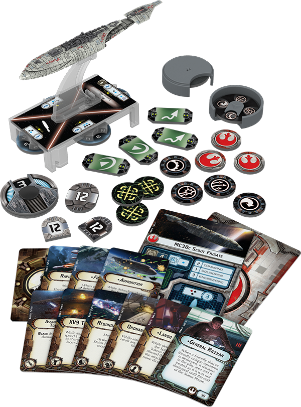 Mc30c Frigate Expansion Pack Star Wars Armada Wiki Fandom Powered By Wikia