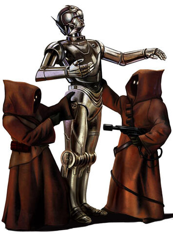File:Jawas and droid EotE by Barrachi.jpg