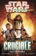 Crucible novel