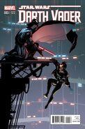 Star Wars Darth Vader Vol 1 3 Salvador Larroca Variant