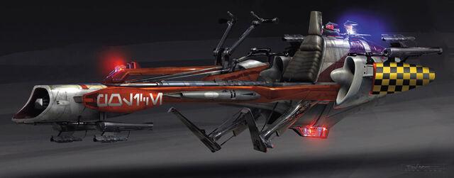 File:Underworld Police speeder concept.jpg