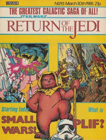 File:Return of the Jedi Weekly 93.jpg