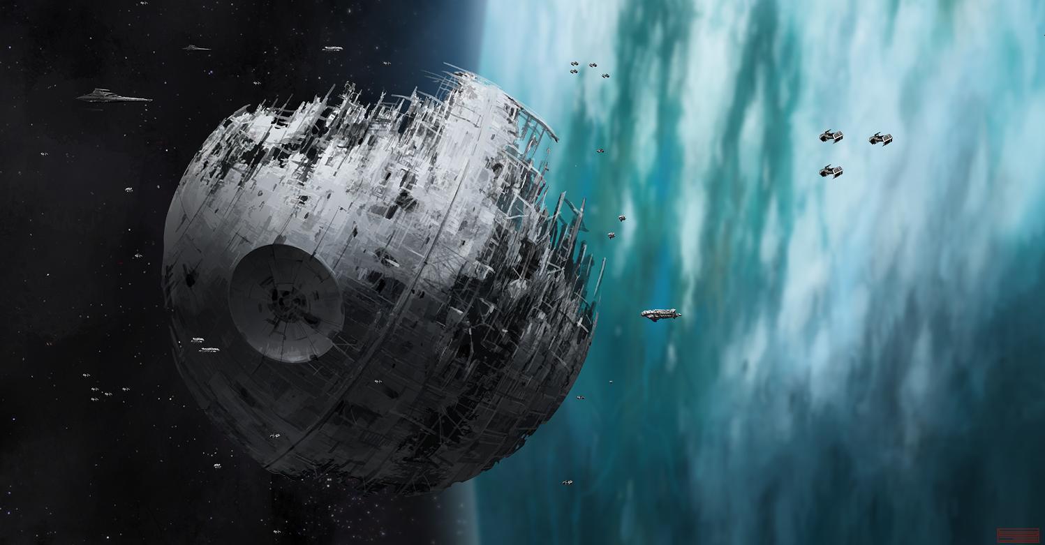 En serio, ¿esto costaría mantener la Estrella de la Muerte de Star Wars?