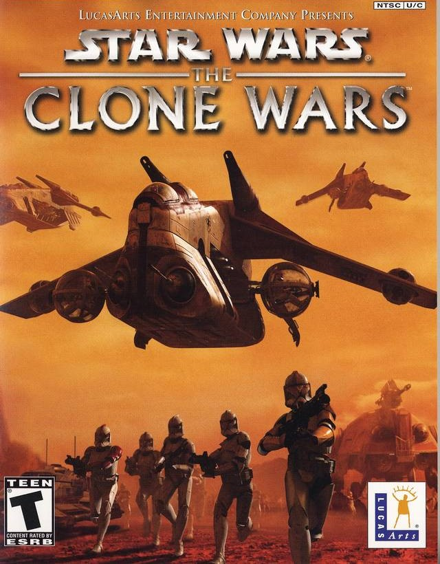 Star Wars: The Clone Wars - Republic Heroes Download (2009 ...