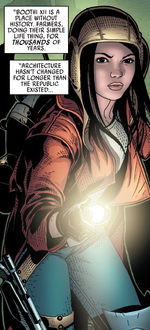 Young Aphra with Flashlight-Doctor Aphra 1