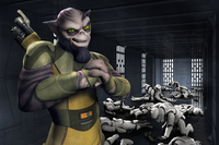 Zeb stormtrooper nightmare