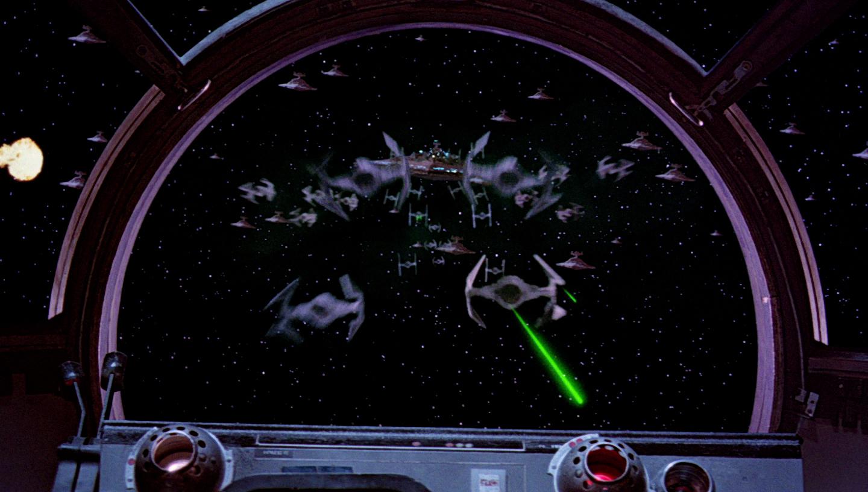 Image result for TIE interceptor ROTJ
