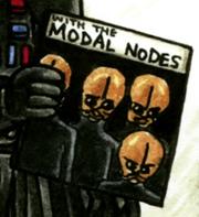 Modal nodes record