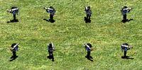 Antiair troops
