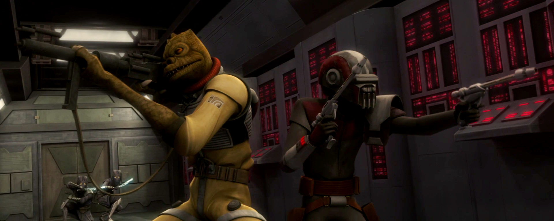 Battlefront Producer Paul Keslin Comments On Bossk Death