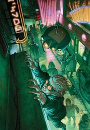 Invasion 5 Cover