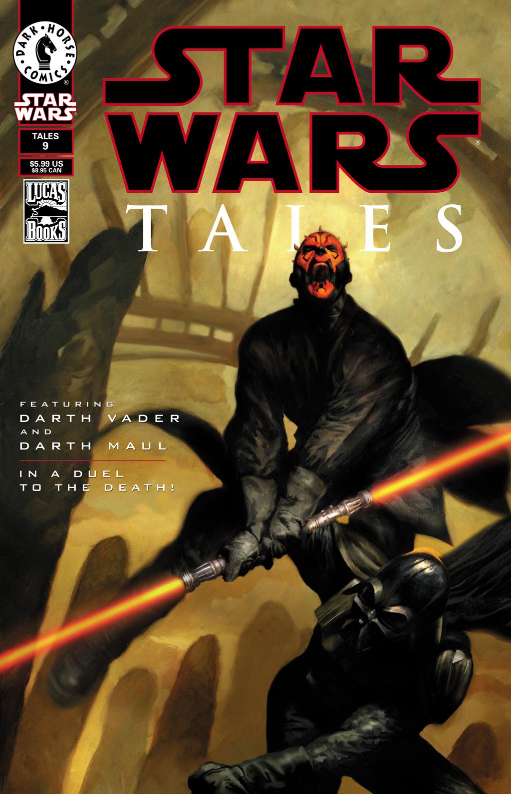 Star Wars Tales 9 | Wookieepedia | Fandom powered by Wikia