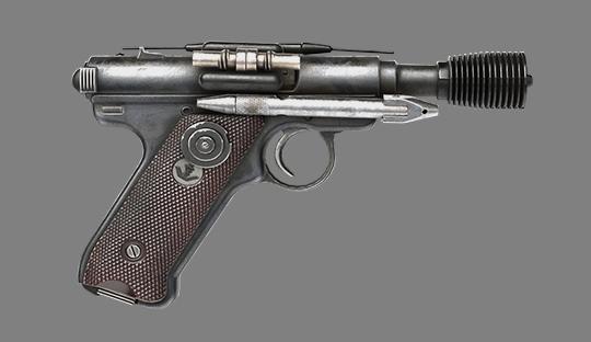 dt 12 heavy blaster pistol wookieepedia fandom powered. Black Bedroom Furniture Sets. Home Design Ideas