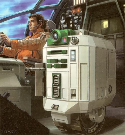 s19 astromech droid
