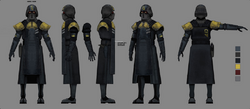 Concept underworld police