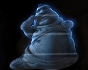 Hologram of Marlo the Hutt