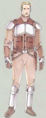 Star Wars RPG Padded Flight Suit
