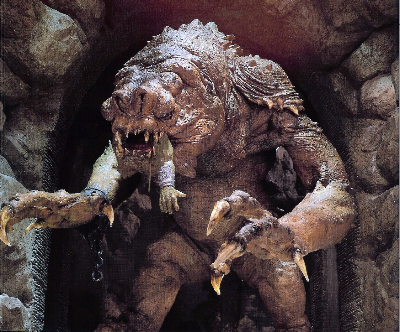 Rancor Star Wars Lego