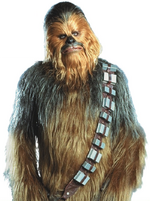 Chewie-What is a Wookiee