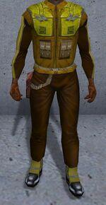 Light Combat Suit