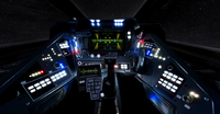 T-70 X-wing Cockpit