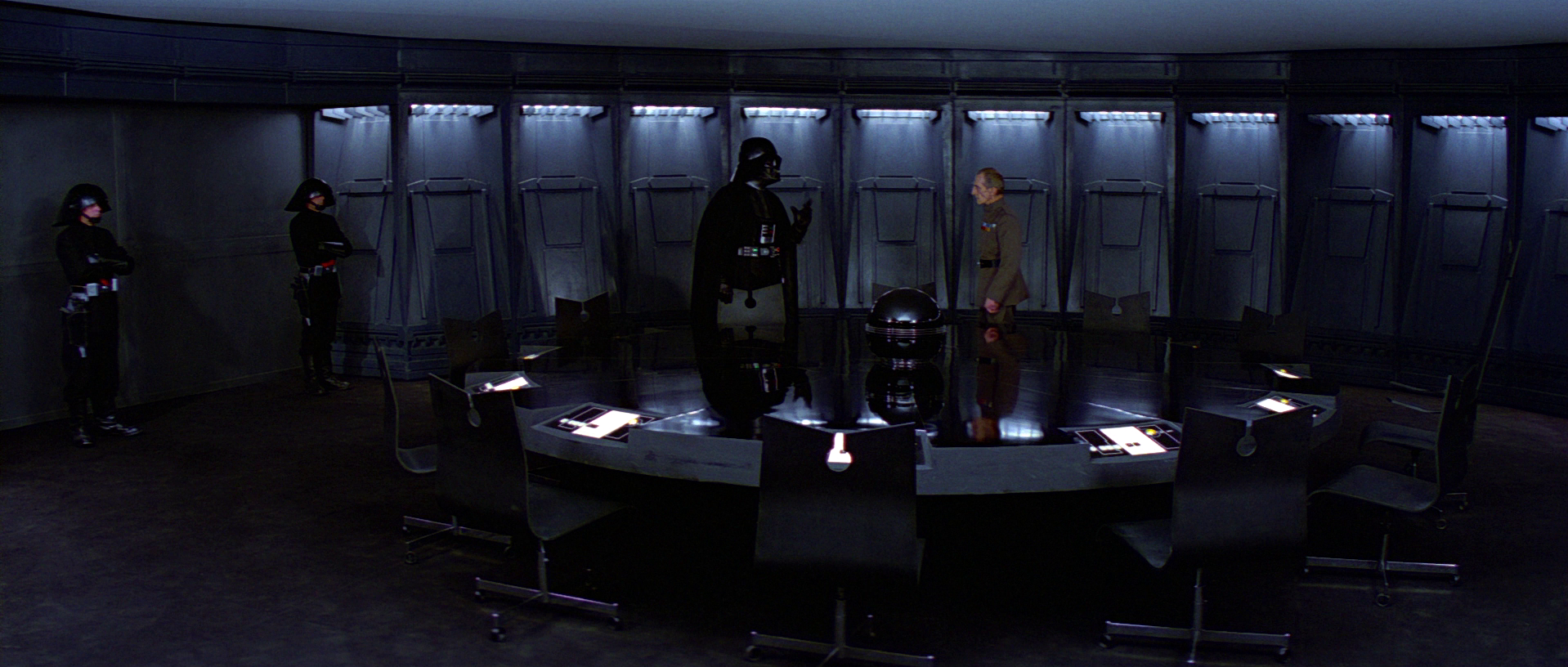 Death Star Conference Room Wookieepedia Fandom Powered