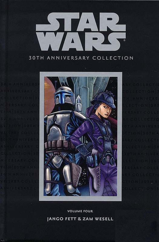 Image result for jango fett and zam wesell