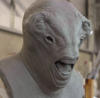 Munica head sculpt