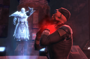 Commander Lanklyn's death