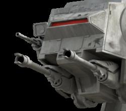 AT-AT MS-1 cannons