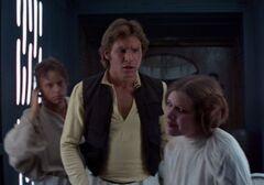 Leia smug han appalled