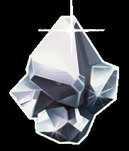 Piece of chromium