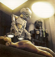 IM-6 medical droid TCWCG