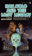 Lost Legacy Cover