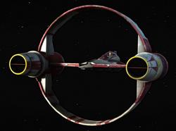 Obi-Wan hyperdrive ring