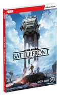 Star Wars Battlefront Strategy Guide Standard Edition-Front Cover