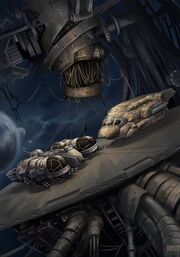 Used starships KOTORCG