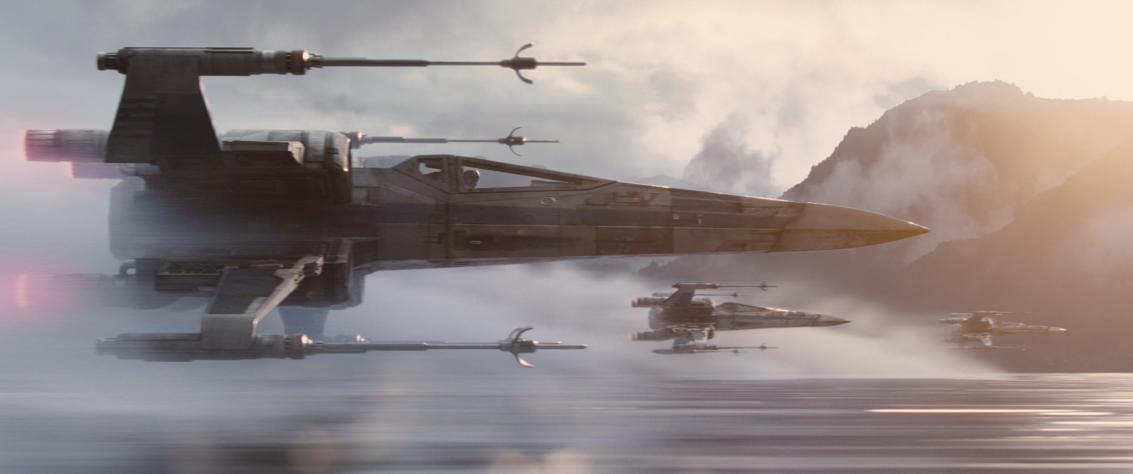 X-Wing: Old and New by BenjaminSapiens on DeviantArt