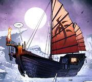 Alanciari boat LTOTS 1