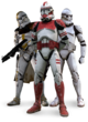 Clone trooper armor