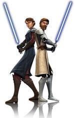 Skywalker Kenobi Lucasarts
